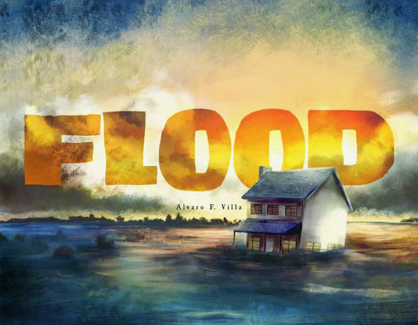 Flood by Alvaro F. Villa (half class set, 15 books)