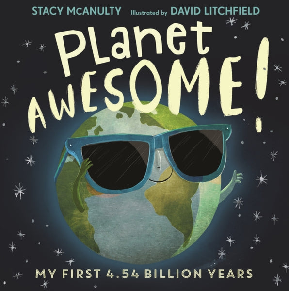 Planet Awesome by Stacy McAnulty (group set, 7 books)