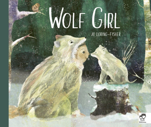 Wolf Girl by Jo Loring-Fisher