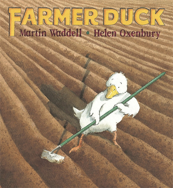 Farmer Duck by Martin Waddell and Helen Oxenbury (half class set, 15 books)