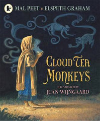 Cloud Tea Monkeys Book Jacket