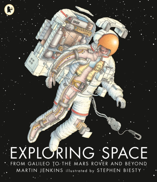 Exploring Space : From Galileo to the Mars Rover and Beyond by Martin Jenkins (group set, 7 books)