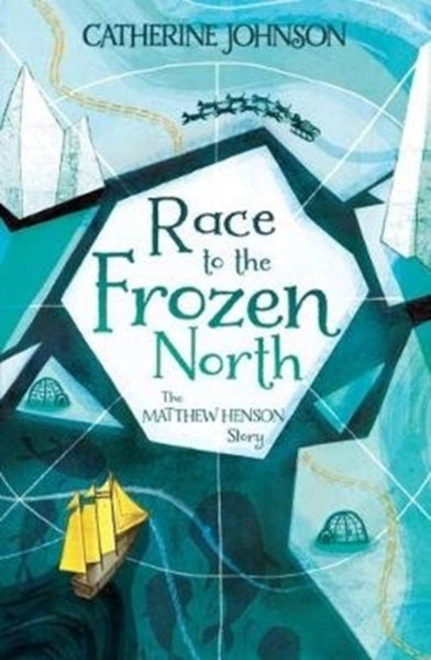 Race to the Frozen North by Catherine Johnson (group set, 7 books)