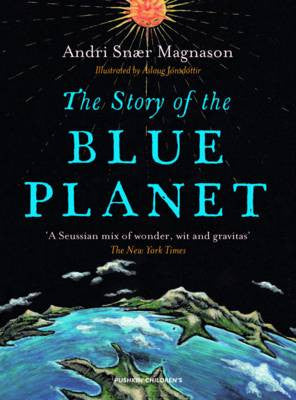 Story of the Blue Planet, The by Andri Magnason (half class set, 15 copies)