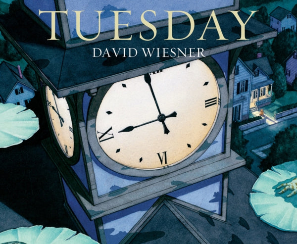 Tuesday by David Wiesner (group set, 6 books)