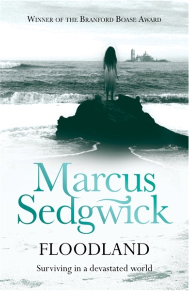 Floodland by Marcus Sedgwick (group set, 7 books)