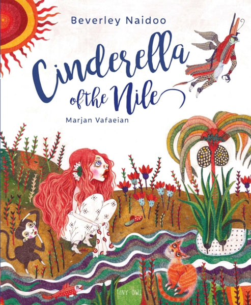 Cinderella of the Nile by Beverley Naidoo (group set, 7 books)