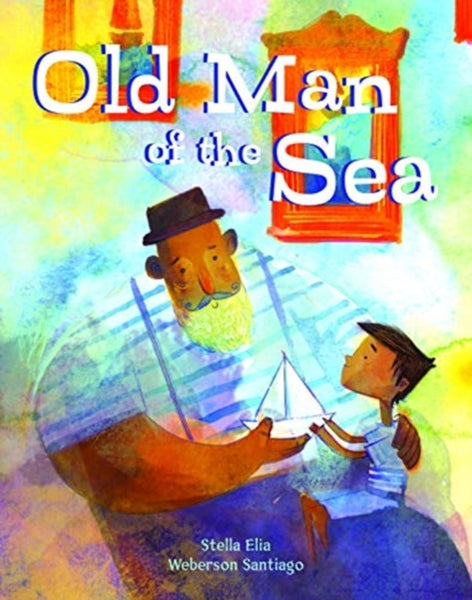 Old Man of the Sea by Stella Elia (half class set, 15 books)