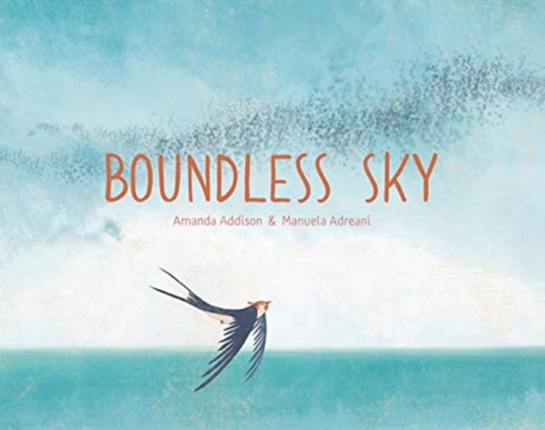 Boundless Sky by Amanda Addison (group set, 7 books)