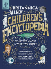 Britannica All New Children's Encyclopedia : What We Know & What We Don't