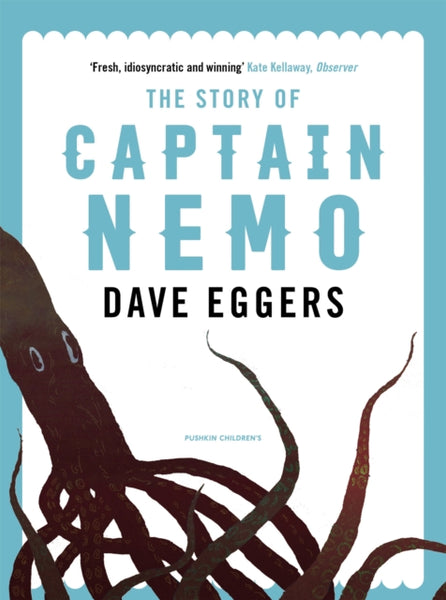 Story of Captain Nemo, The by Dave Eggers (half class set, 15 copies)