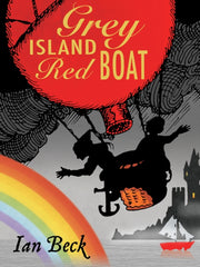 Grey Island, Red Boat by Ian Beck (group set, 7 books)