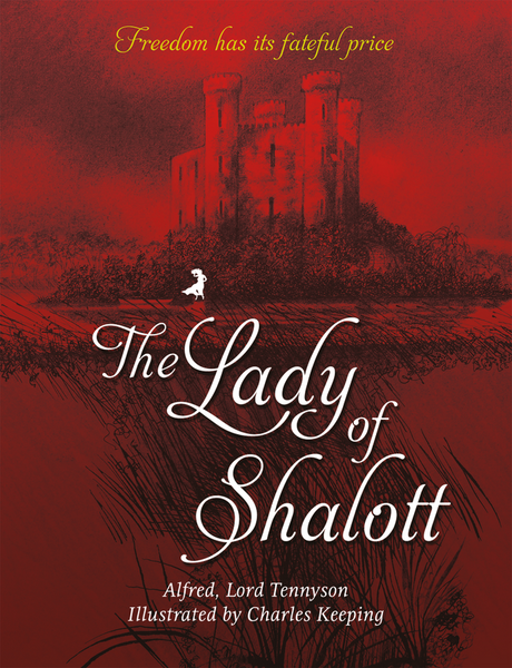 Lady of Shalott, The by Lord Alfred Tennyson (half class set, 15 books)