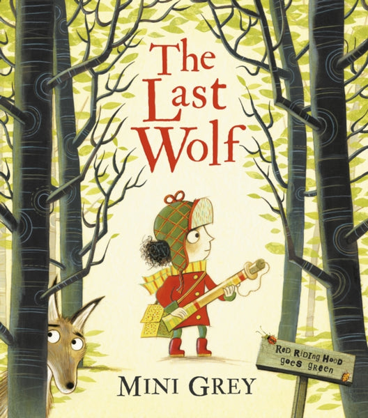 Last Wolf, The by Mini Grey (half class set, 15 books)