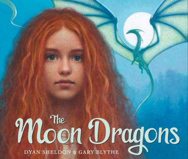Moon Dragons, The by Dyan Sheldon (group set, 7 books)
