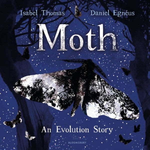 Moth by Isabel Thomas (group set, 7 books)