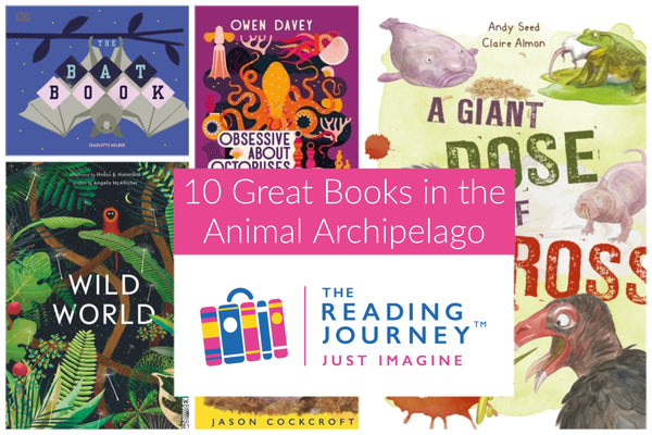 The Reading Journey: Facts about Animals (Animal Archipelago) Years 3 & 4