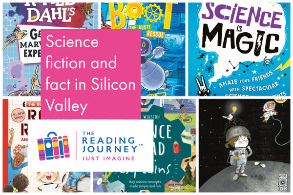 The Reading Journey: Science Fact & Fiction (Silicon Valley) Years 3 & 4 - Single copies/10 Books