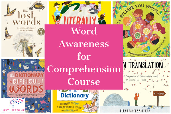 Online Course: Word Awarenes for Comprehension (5 sessions)