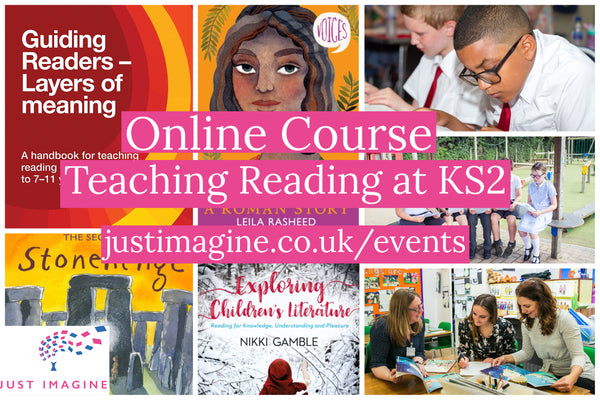 Online Course: Teaching Reading at KS2 (9 sessions)