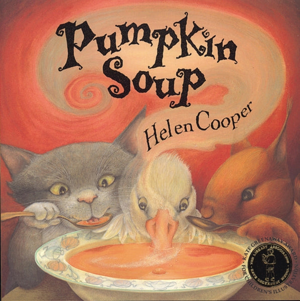 Pumpkin Soup by Helen Cooper (half class set, 15 books)