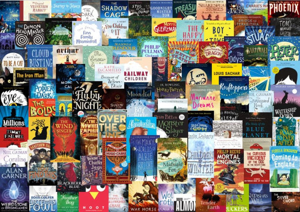 The Reading Journey: Half Pack Years 5 & 6 - 100 Books
