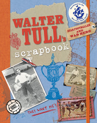 Walter Tull's Scrapbook by Michaela Morgan (half class set, 15 books)
