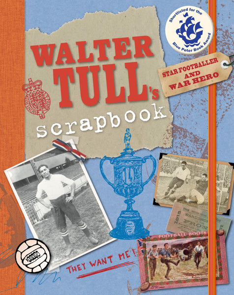 Walter Tull's Scrapbook by Michaela Morgan (group set, 7 books)