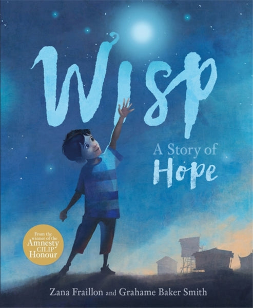 Wisp : A Story of Hope by Zana Fraillon (group set, 7 books)