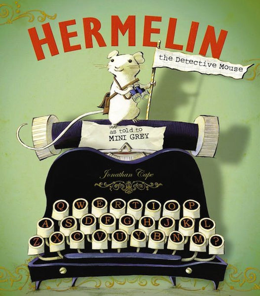 Hermelin by Mini Grey (group set, 7 books)