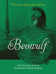 Beowulf by Kevin Crossley-Holland and Charles Keeping (group set, 7 books)