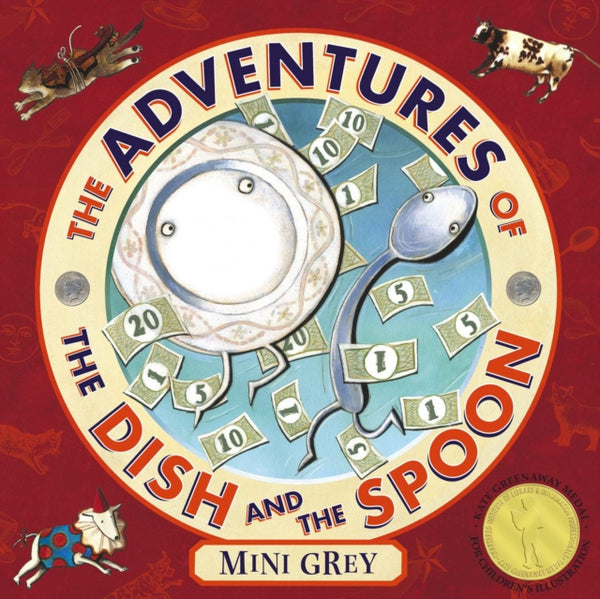 Adventures of the Dish and the Spoon, The by Mini Grey (group set, 7 books)
