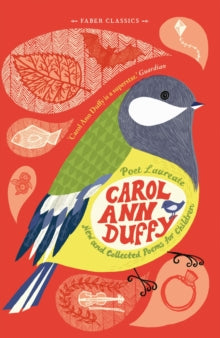 New and Collected Poems for Children by Carol Ann Duffy (half class set, 15 books)