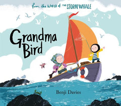 Grandma Bird by Benji Davies (half class set, 15 books)