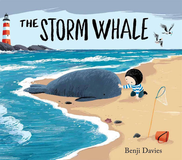 Storm Whale, The by Benji Davies (half class set, 15 books)