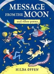 Message from the Moon by Hilda Offen (half class set, 15 books)