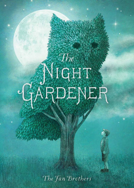 The Night Gardener by Terry Fan (group set, 7 books)