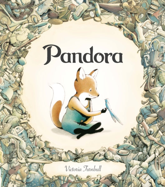 Pandora by Victoria Turnbull (class set 30 books)