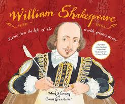 William Shakespeare by Mick Manning (group set, 7 books)