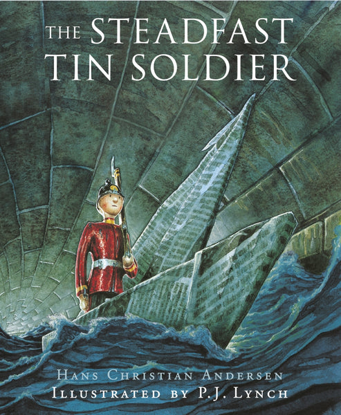 Steadfast Tin Soldier, The by Hans Christian Andersen (half class set, 15 books)