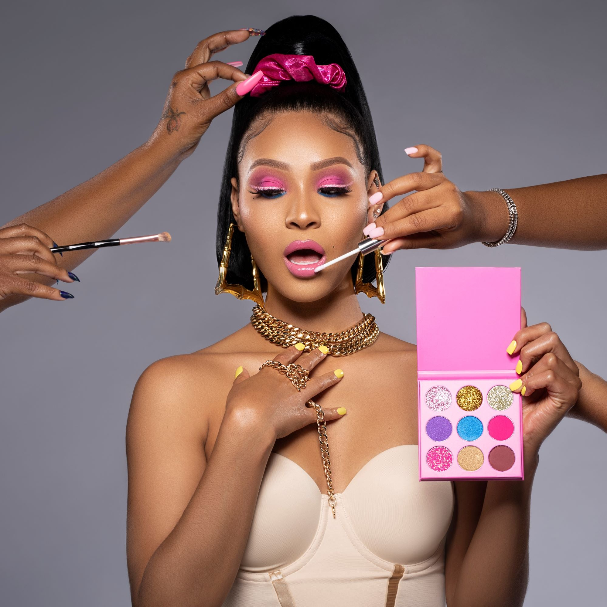 Pretty Vee x The Glamatory Limited Edition Eyeshadow Palette - Glamatory Shop
