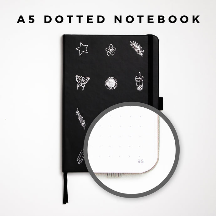 A5 Dotted Notebook