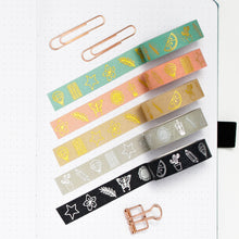 Load image into Gallery viewer, Lil Doodles Washi Tape Set
