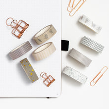 Load image into Gallery viewer, Washi Tape Basics Set