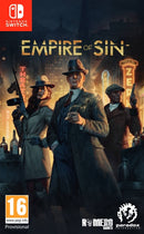 EMPIRE OF SIN DAY ONE EDITION NINTENDO SWITCH EDIZIONE ITALIANA