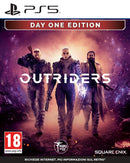 Outriders Day One Edition Playstation 5 Edizione Italiana