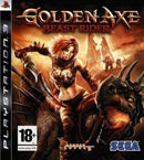 GOLDEN AXE BEAST RIDER PLAYSTATION 3 EDIZIONE ITALIANA