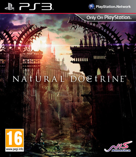 NATURAL DOCTRINE PLAYSTATION 3 EDIZIONE REGNO UNITO (4536364367926)