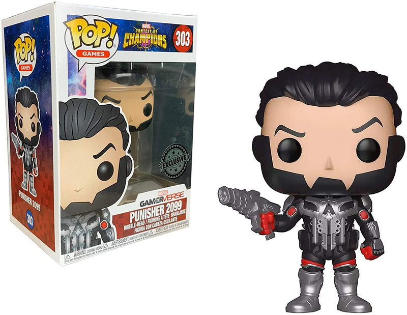 POP! FUNKO 303 PUNISHER 2099