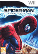 SPIDER-MAN EDGE OF TIME NINTENDO WII EDIZIONE ITALIANA